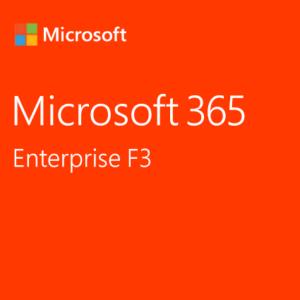 Microsoft 365 Enterprise F3