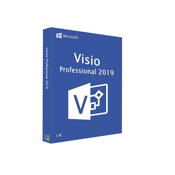 Microsoft Vision Professional 2019