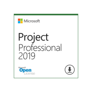 MS Project Professional 2019 OL
