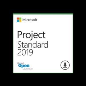 MS Project Standard 2019 OL
