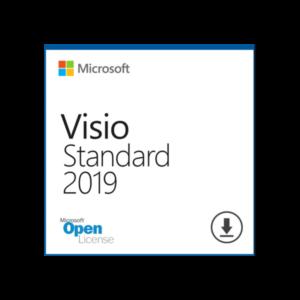 MS Visio Standard 2019 OL