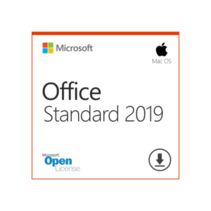 Office Standard 2019 MAC