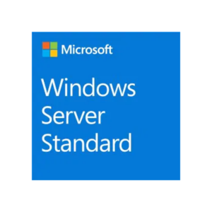 Window Server Standard- 16 Core 10 Cal