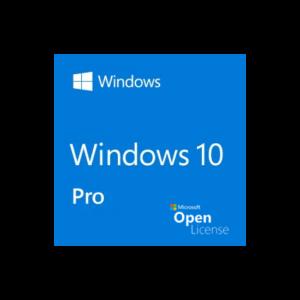 windows 10 pro open license