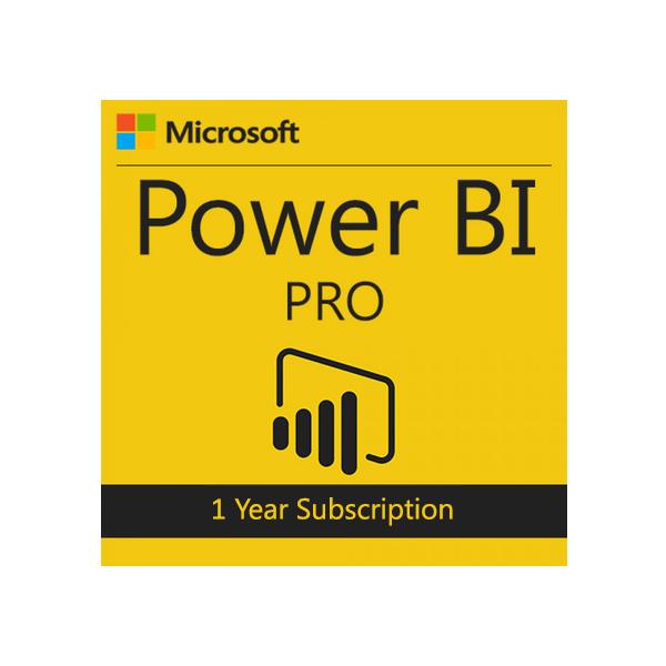 Power BI Pro Yealy